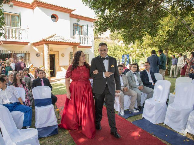 La boda de Lucas y Larissa en Málaga, Málaga 30