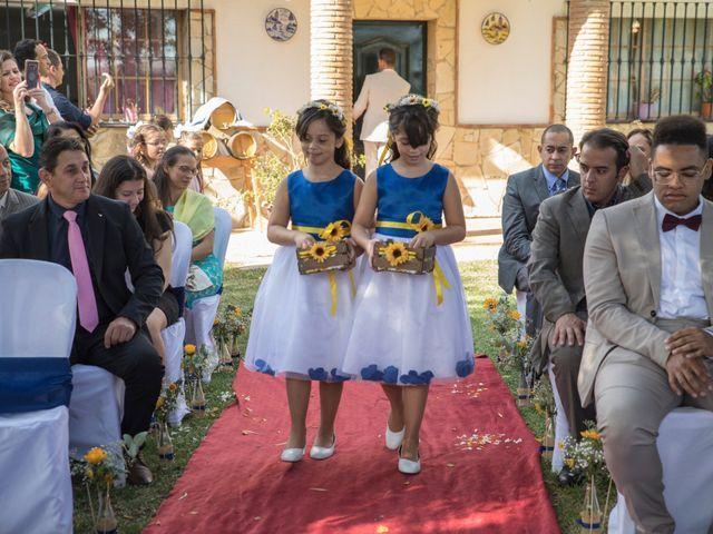 La boda de Lucas y Larissa en Málaga, Málaga 31