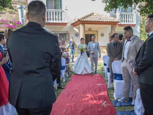 La boda de Lucas y Larissa en Málaga, Málaga 32