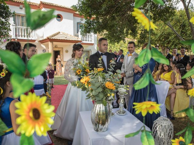 La boda de Lucas y Larissa en Málaga, Málaga 33