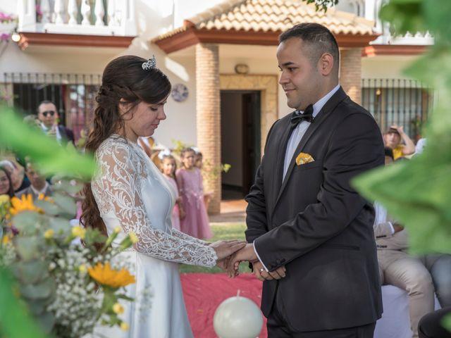 La boda de Lucas y Larissa en Málaga, Málaga 34