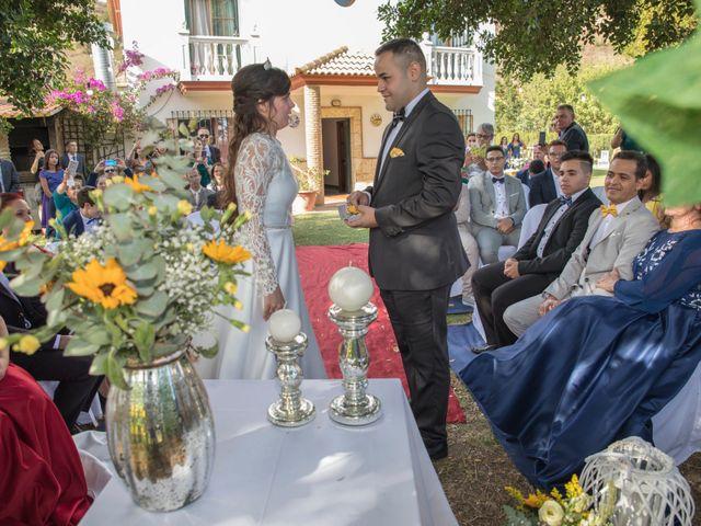 La boda de Lucas y Larissa en Málaga, Málaga 35