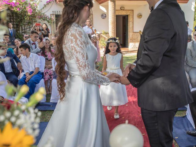 La boda de Lucas y Larissa en Málaga, Málaga 36