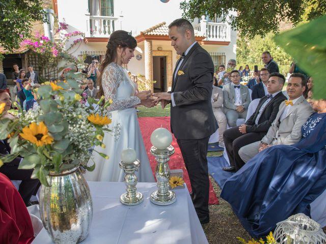 La boda de Lucas y Larissa en Málaga, Málaga 37