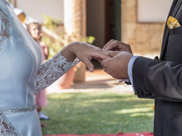 La boda de Lucas y Larissa en Málaga, Málaga 38