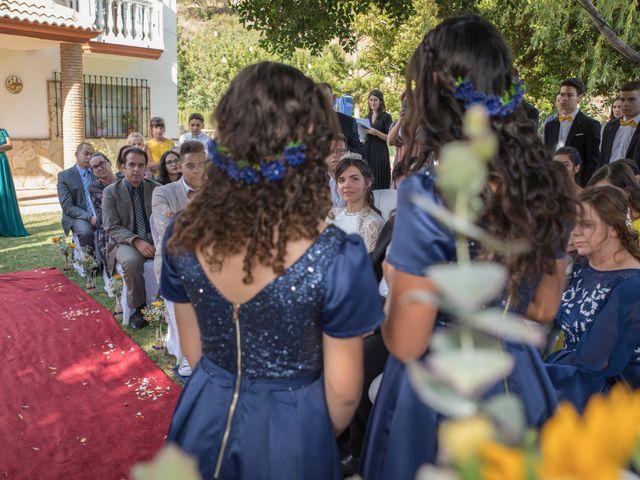 La boda de Lucas y Larissa en Málaga, Málaga 39