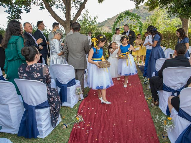 La boda de Lucas y Larissa en Málaga, Málaga 40