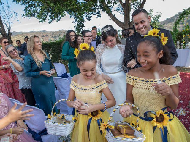 La boda de Lucas y Larissa en Málaga, Málaga 43
