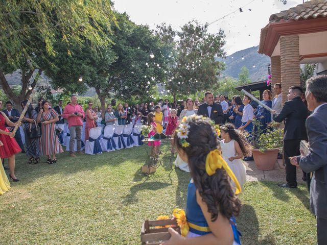 La boda de Lucas y Larissa en Málaga, Málaga 44
