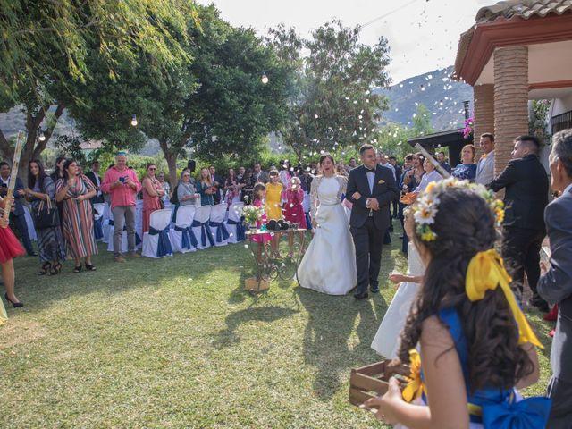 La boda de Lucas y Larissa en Málaga, Málaga 46