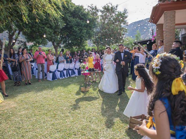 La boda de Lucas y Larissa en Málaga, Málaga 48