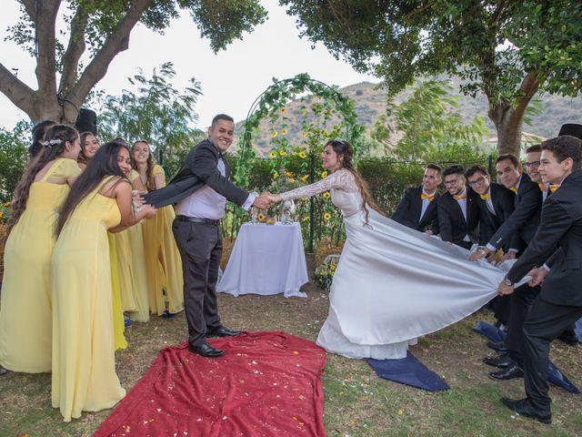 La boda de Lucas y Larissa en Málaga, Málaga 50