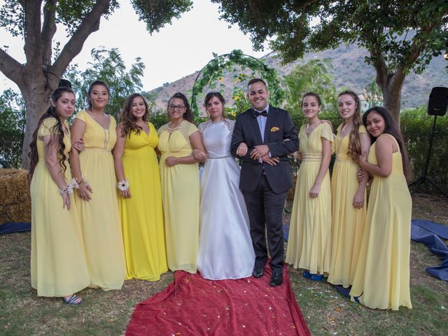 La boda de Lucas y Larissa en Málaga, Málaga 51