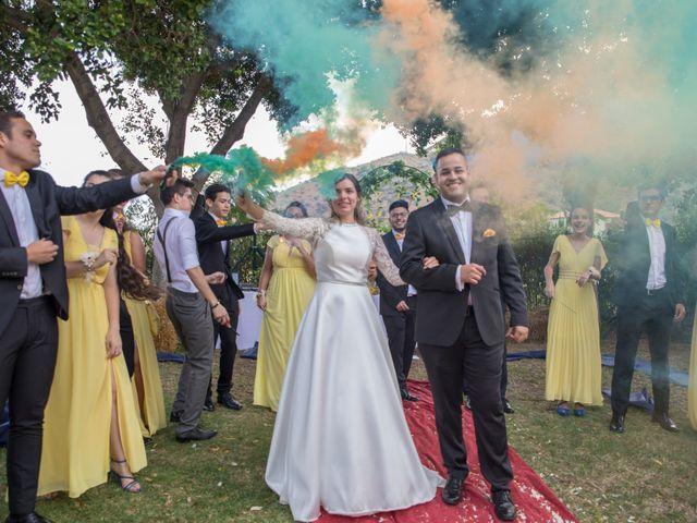 La boda de Lucas y Larissa en Málaga, Málaga 55