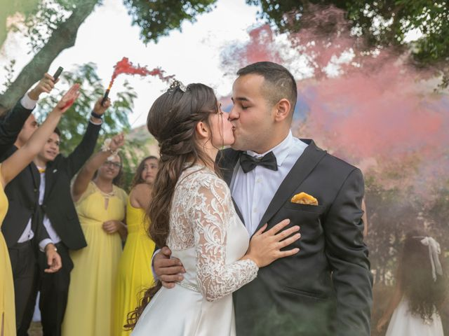 La boda de Lucas y Larissa en Málaga, Málaga 57