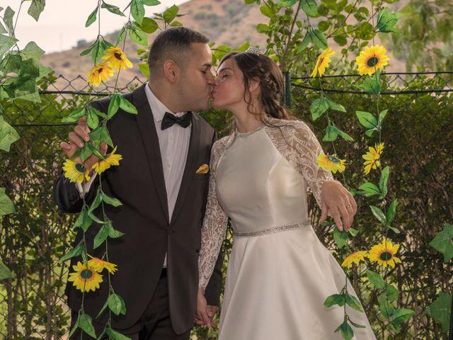 La boda de Lucas y Larissa en Málaga, Málaga 59
