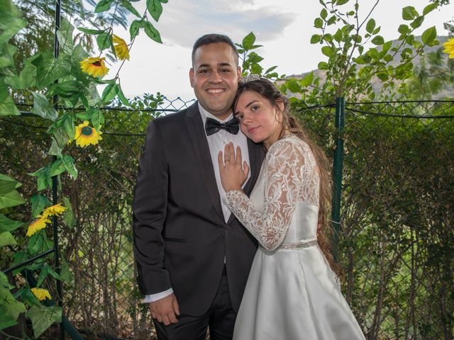 La boda de Lucas y Larissa en Málaga, Málaga 61