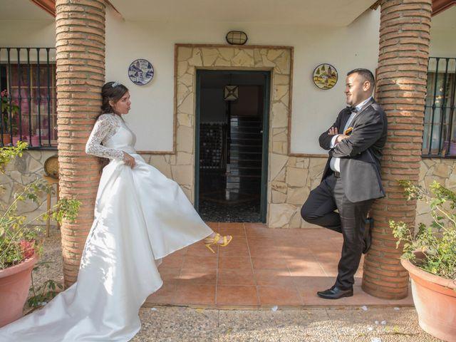 La boda de Lucas y Larissa en Málaga, Málaga 62