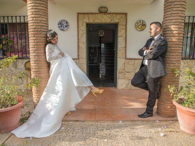 La boda de Lucas y Larissa en Málaga, Málaga 63