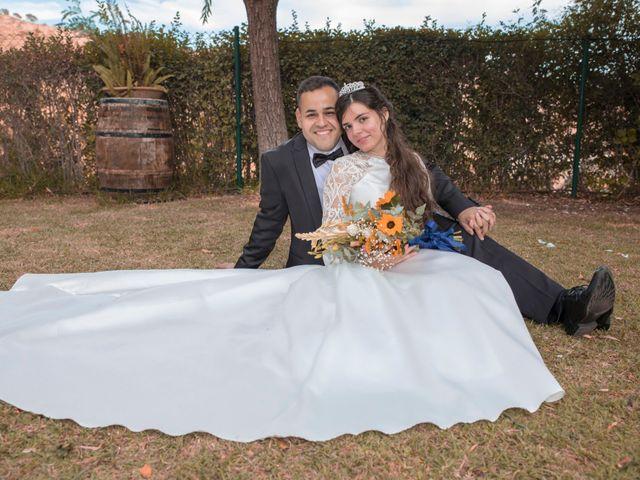 La boda de Lucas y Larissa en Málaga, Málaga 1