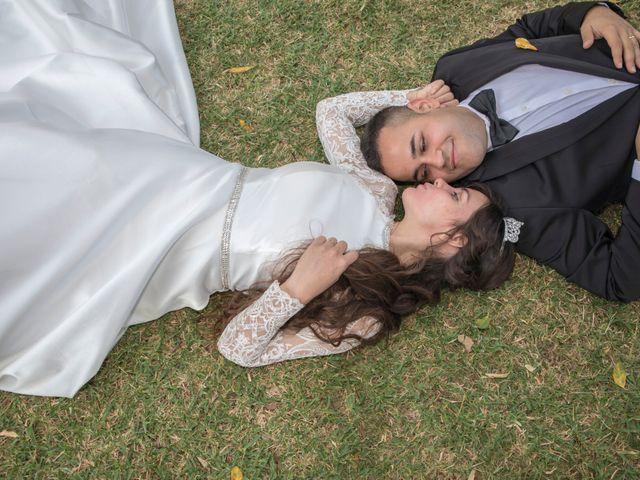La boda de Lucas y Larissa en Málaga, Málaga 68