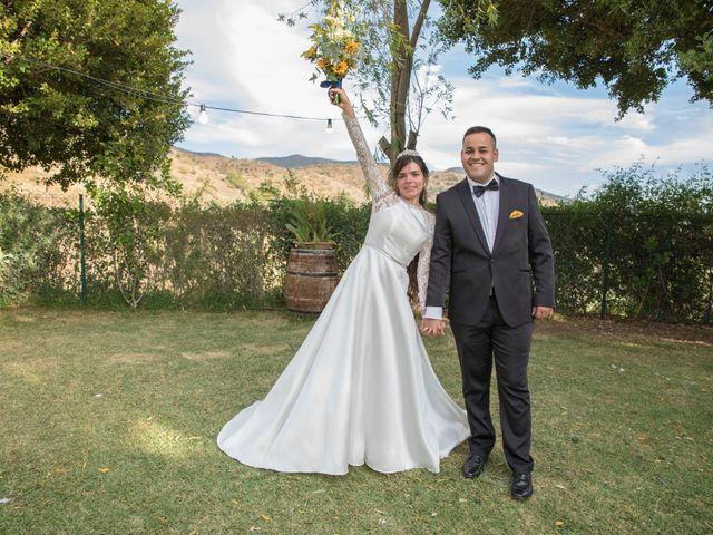 La boda de Lucas y Larissa en Málaga, Málaga 69