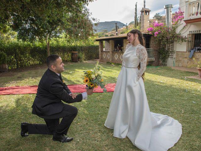 La boda de Lucas y Larissa en Málaga, Málaga 70