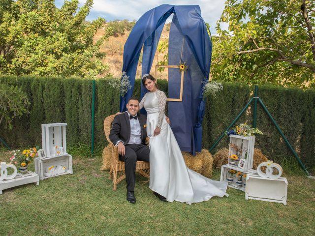 La boda de Lucas y Larissa en Málaga, Málaga 71