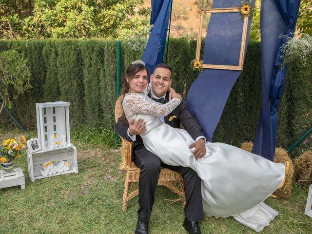 La boda de Lucas y Larissa en Málaga, Málaga 72
