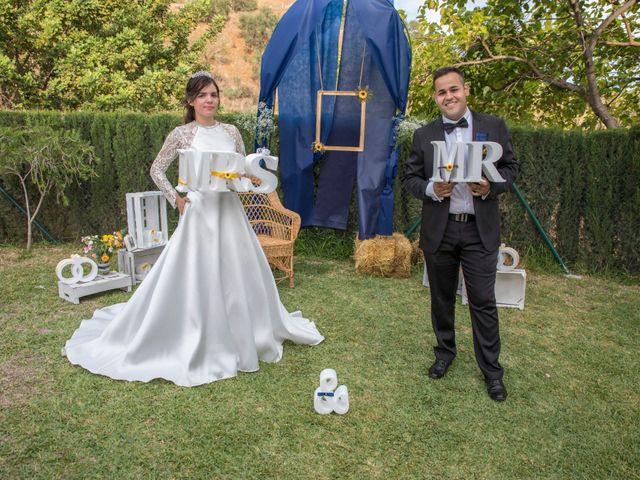 La boda de Lucas y Larissa en Málaga, Málaga 74