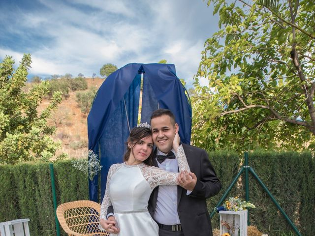 La boda de Lucas y Larissa en Málaga, Málaga 75