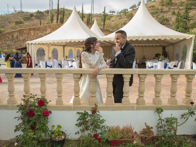 La boda de Lucas y Larissa en Málaga, Málaga 76