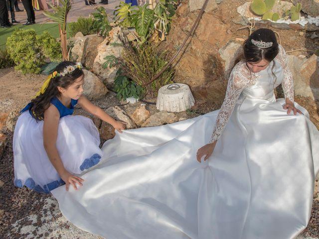 La boda de Lucas y Larissa en Málaga, Málaga 77