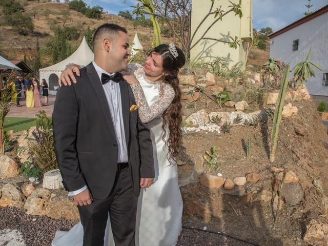 La boda de Lucas y Larissa en Málaga, Málaga 78