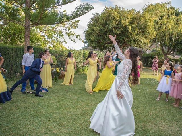 La boda de Lucas y Larissa en Málaga, Málaga 86