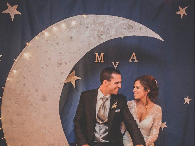 La boda de Miguel y Ana en Mijas Costa, Málaga 30