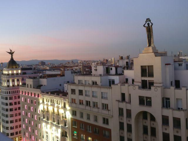 La boda de Caro y Joserra en Madrid, Madrid 2