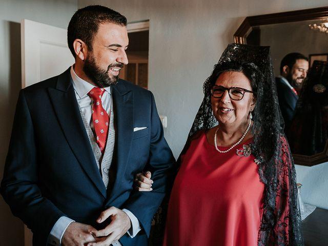 La boda de Jose Antonio y Lucia en Carmona, Sevilla 19