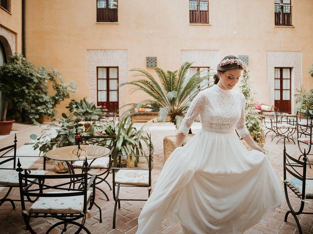 La boda de Jose Antonio y Lucia en Carmona, Sevilla 33
