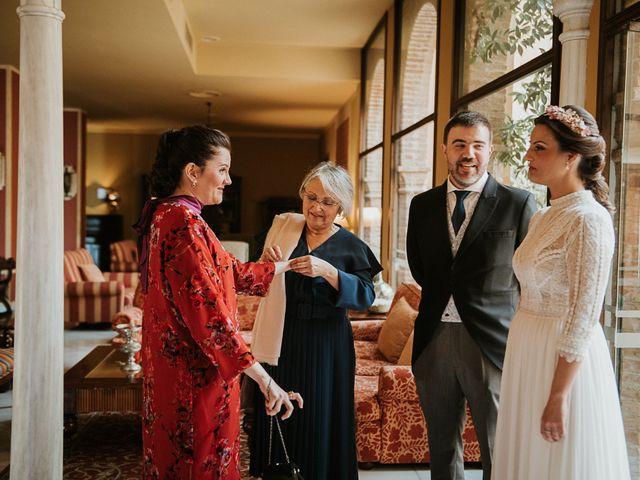 La boda de Jose Antonio y Lucia en Carmona, Sevilla 34
