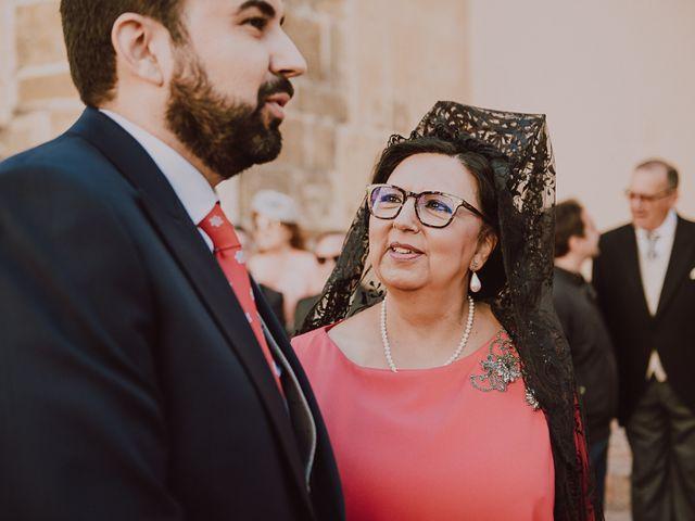 La boda de Jose Antonio y Lucia en Carmona, Sevilla 36