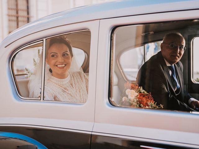 La boda de Jose Antonio y Lucia en Carmona, Sevilla 37