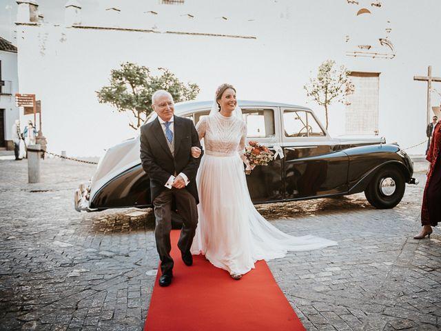 La boda de Jose Antonio y Lucia en Carmona, Sevilla 39