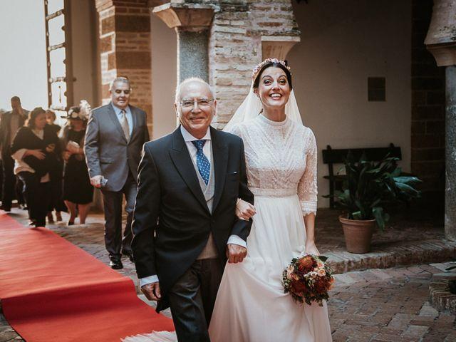 La boda de Jose Antonio y Lucia en Carmona, Sevilla 40