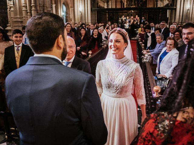 La boda de Jose Antonio y Lucia en Carmona, Sevilla 42