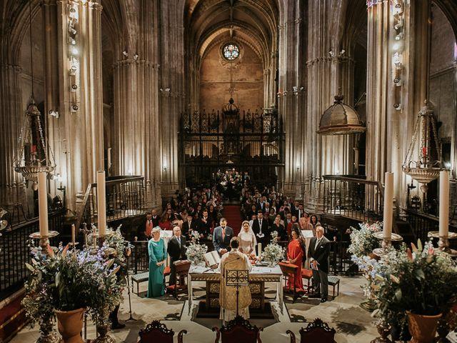 La boda de Jose Antonio y Lucia en Carmona, Sevilla 43