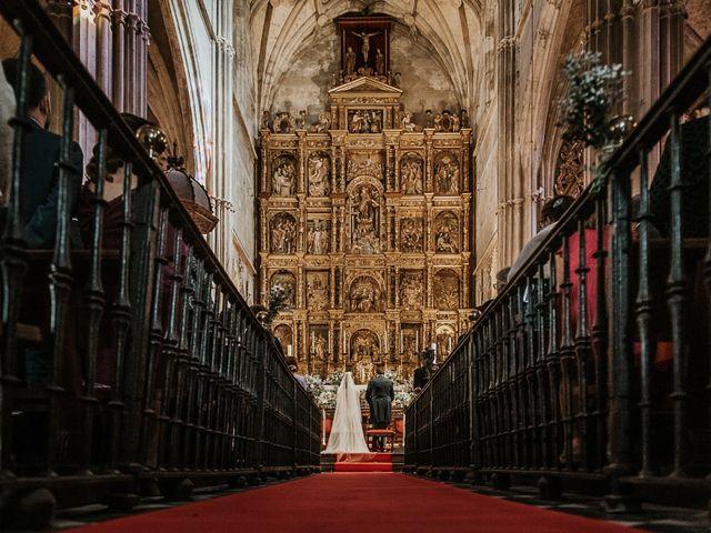 La boda de Jose Antonio y Lucia en Carmona, Sevilla 46