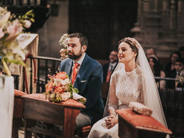 La boda de Jose Antonio y Lucia en Carmona, Sevilla 47