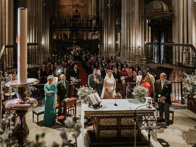 La boda de Jose Antonio y Lucia en Carmona, Sevilla 48