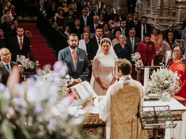 La boda de Jose Antonio y Lucia en Carmona, Sevilla 51